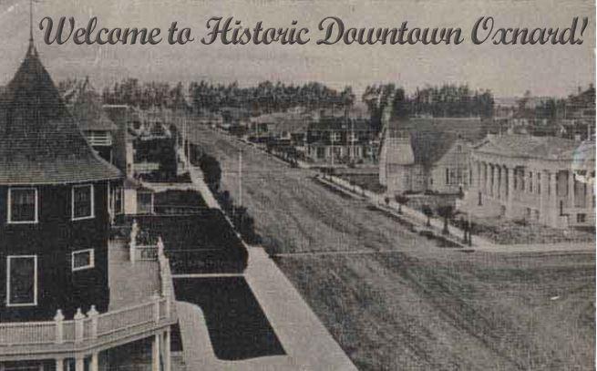 Historic Downtown Oxnard